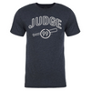 108 Stitches, MLB, Aaron Judge, designer, t shirt, tee, neon, fan, yankees, MLBPA