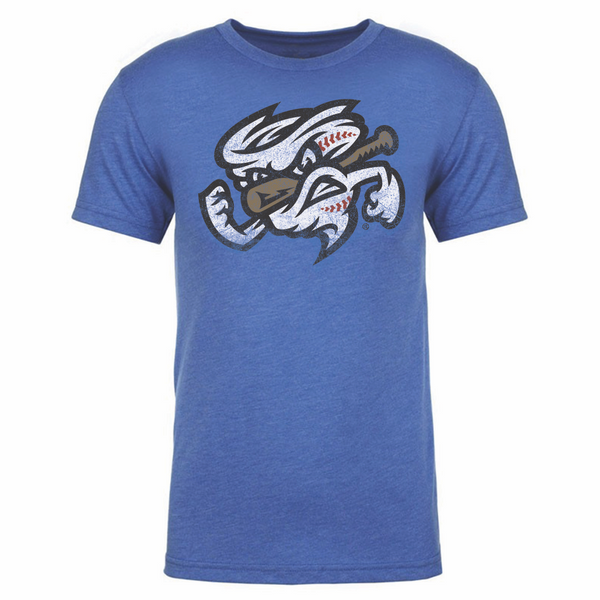 Omaha Storm Chasers - Men's Vintage Tee