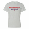 Bryce Harper - Men's Rules Tee