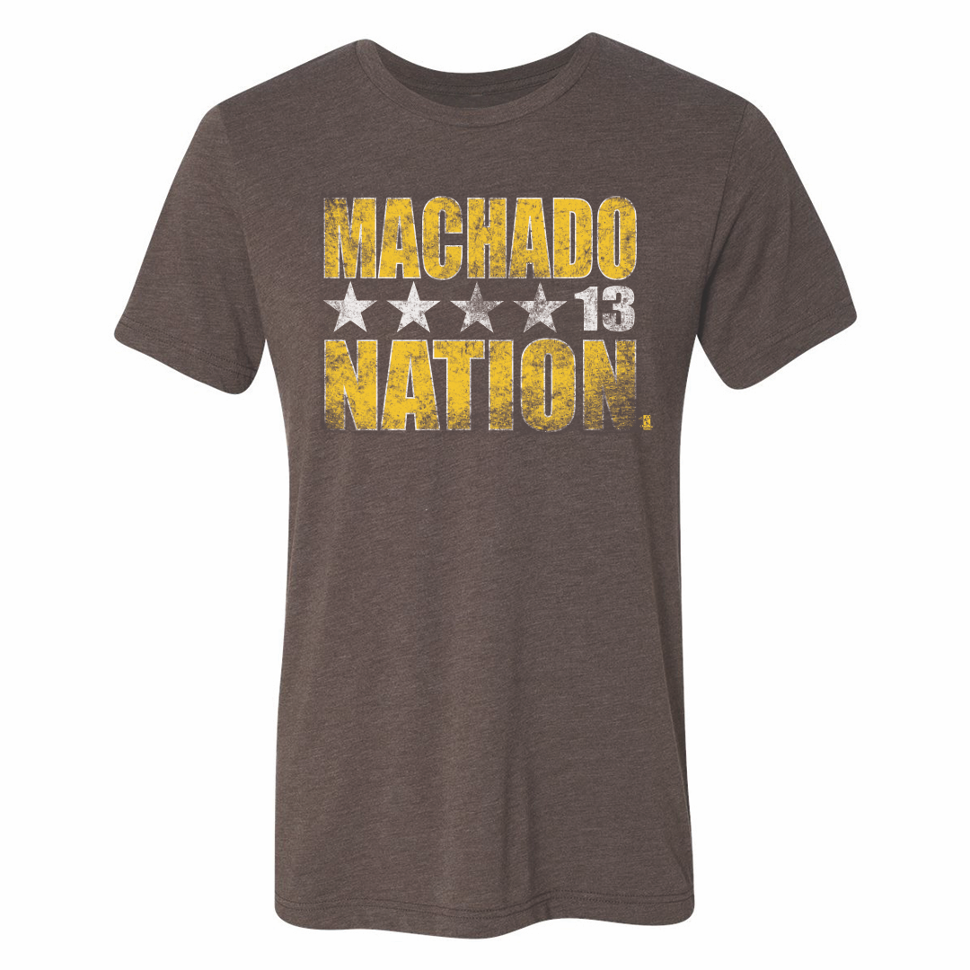 Manny Machado - Men's Nation Tee