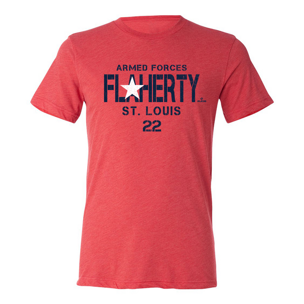 Jack Flaherty - Armed Forces Tee
