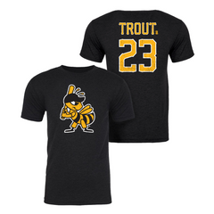 Mike Trout - Salt Lake Bees Name and Number Tee