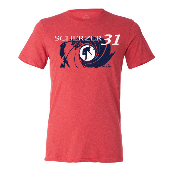 Max Scherzer - Assassin Tee