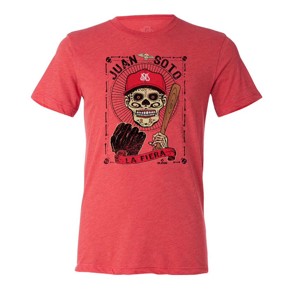 Juan Soto - Day of the Dead Tee