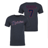 Kyle Seager - Tacoma Rainiers Name and Number Tee