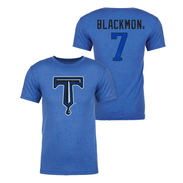 Charlie Blackmon - Tulsa Drillers Name and Number Tee