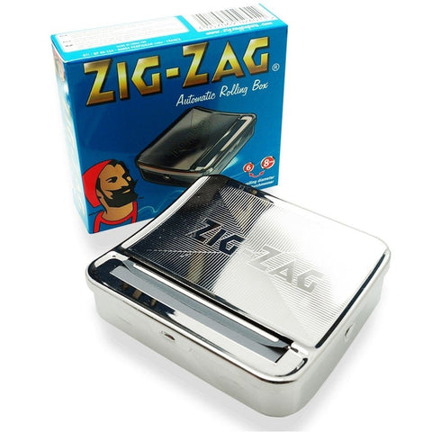 Zig Zag Automatic Rolling Machine 70mm