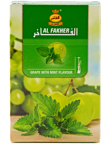 Al Fakher - Grape Mint - ZREYAZ