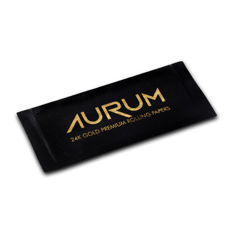 Aurum Gold Rolling Paper - Zreyaz India