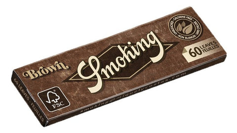 Smoking Browns 1 1/4th (Unbleached Papers) - Zreyaz