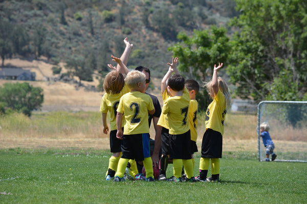 9 Reasons Every Child Needs To Be Part Of A Team Growing Up