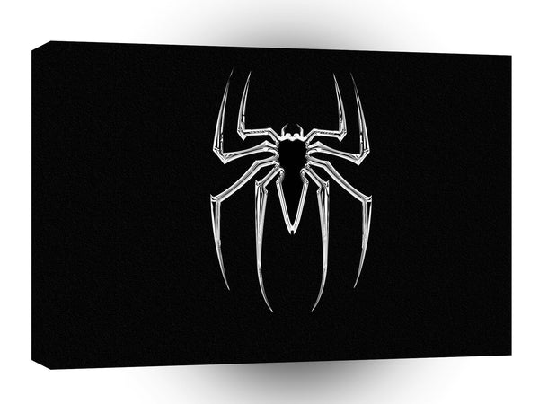 Abstract Animal Chrome Spidey A1 Canvas