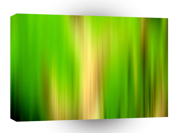 Abstract Colors Greener Side A1 Xlarge Canvas