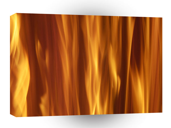 Abstract Colors Mandolux Firewall A1 Xlarge Canvas