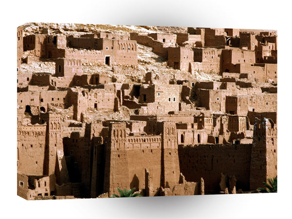 Africa Ait Ben Haddou Morocco A1 Xlarge Canvas