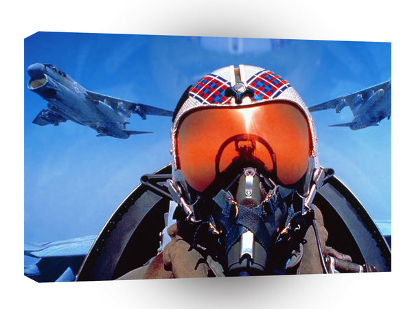 Air Power Speed A1 Xlarge Canvas