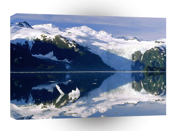 Alaska Blackstone Bay Prince William Sound A1 Xlarge Canvas