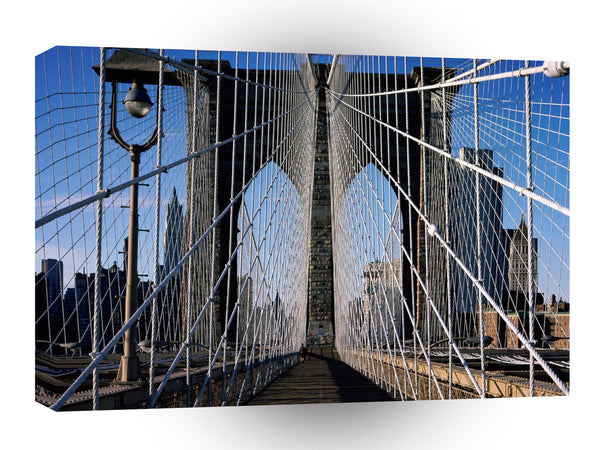 Bridges Brooklyn Bridge New York A1 Xlarge Canvas