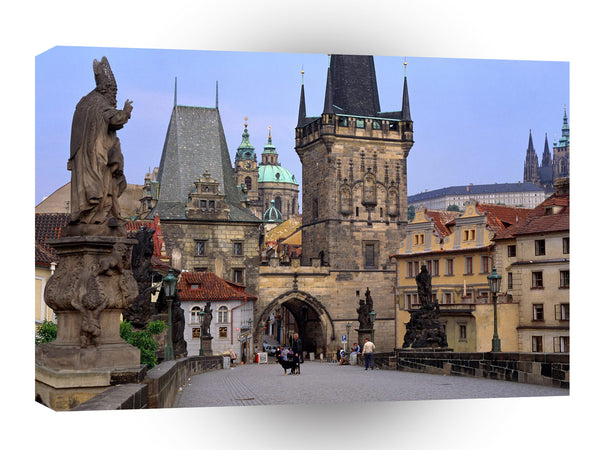Bridges Charles Bridge Prague Czech A1 Xlarge Canvas