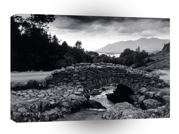 Britain Lake District Cumbria England A1 Xlarge Canvas