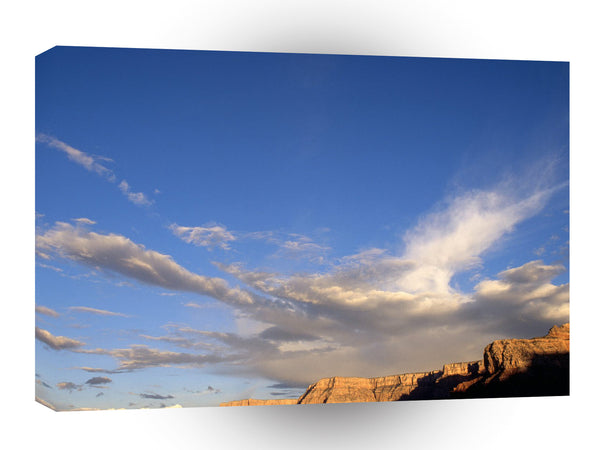 Canyon Clouds Grand A1 Xlarge Canvas