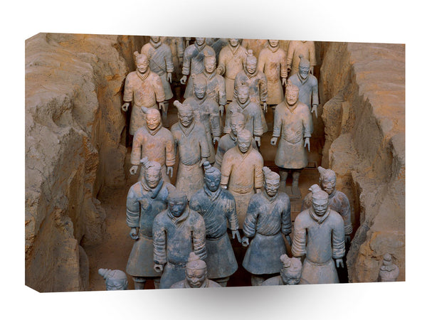China Terracotta Warriors Xian Shaanxi Province A1 Xlarge Canvas