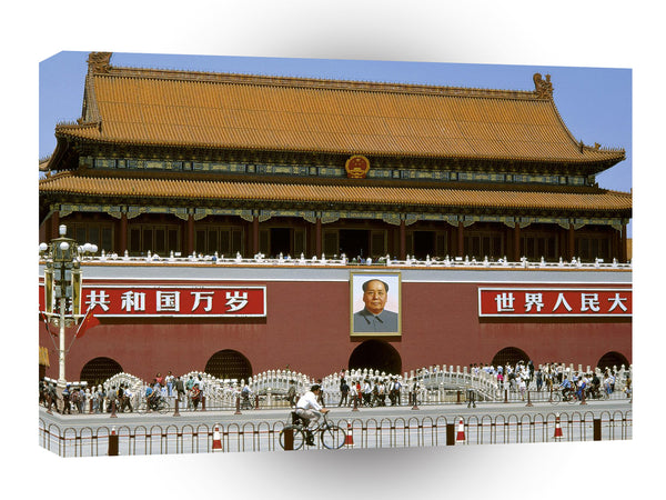 China Tiananmen Gate Beijing A1 Xlarge Canvas