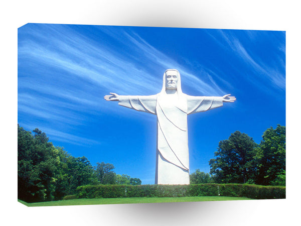 Easter Christ Ozarks Eureka Springs Arkansas A1 Xlarge Canvas