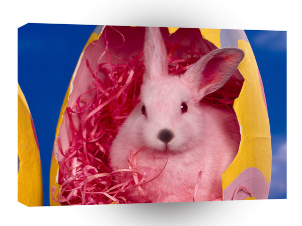 Easter Hoppy Easter A1 Xlarge Canvas