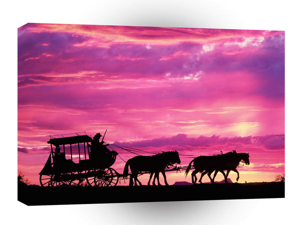 Farms And Barns A New Day A1 Xlarge Canvas