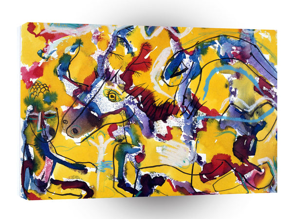 Fine Art Dash A1 Xlarge Canvas