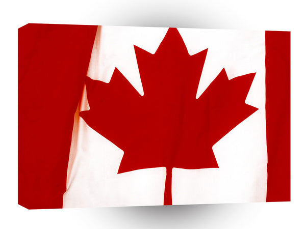 Flag Canada A1 Xlarge Canvas