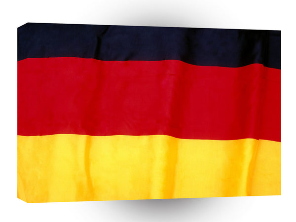 Flag Germany A1 Xlarge Canvas