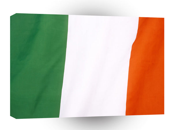 Flag Ireland A1 Xlarge Canvas