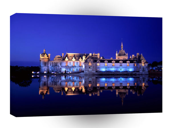 France Chateau De Chantilly Chantilly A1 Xlarge Canvas