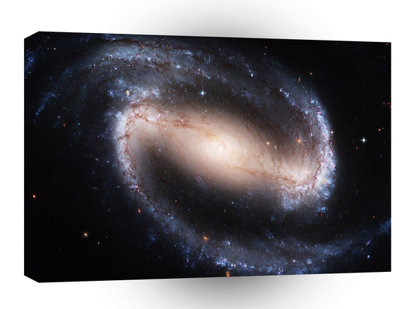 Galaxy Irregular Ngc 1300 A1 Xlarge Canvas