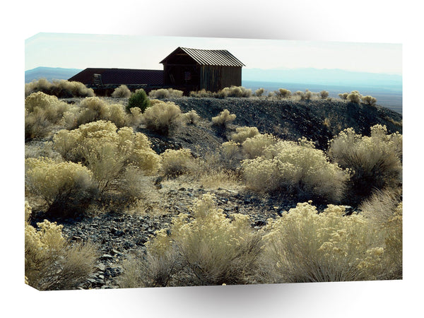 Ghost Towns Paradise Peak Berlin Nevada A1 Xlarge Canvas