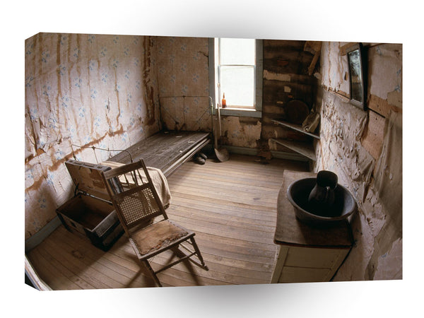 Ghost Towns Room For Rent Garnet Ghost Town Montana A1 Xlarge Canvas