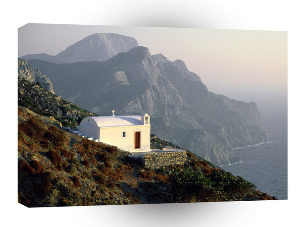 Greece Karpathos Dodecanese Islands A1 Xlarge Canvas