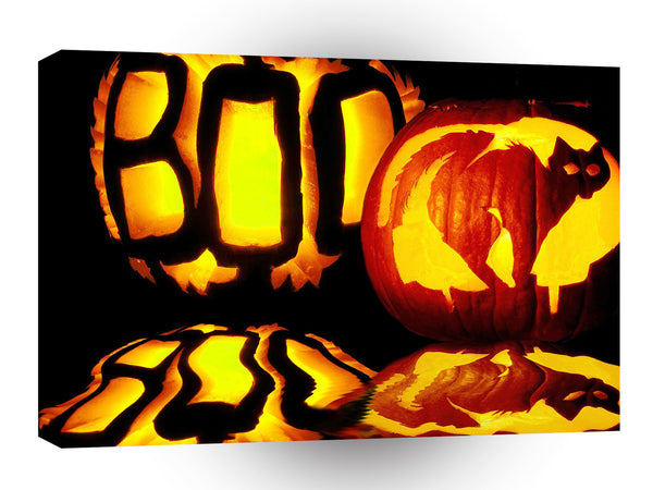 Halloween Halloween Reflections A1 Xlarge Canvas