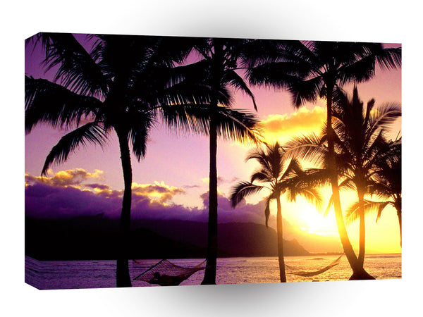 Hawaii An Afternoon In Paradise Kauai A1 Xlarge Canvas