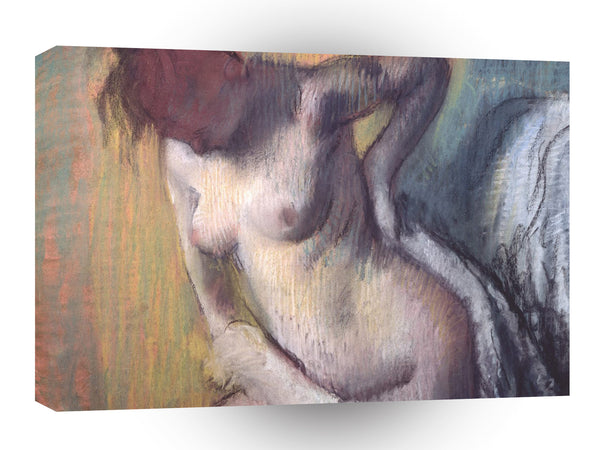 Impressionism Degas Woman Drying A1 Xlarge Canvas