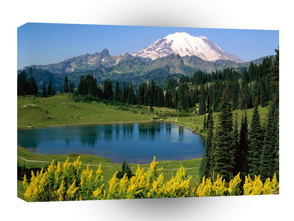 Lake Alpine Scenic A1 Xlarge Canvas