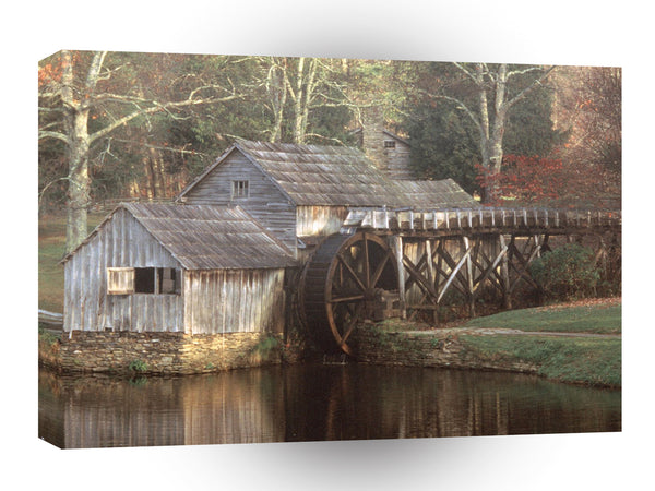 Mills Mabry Mill Virginia A1 Xlarge Canvas