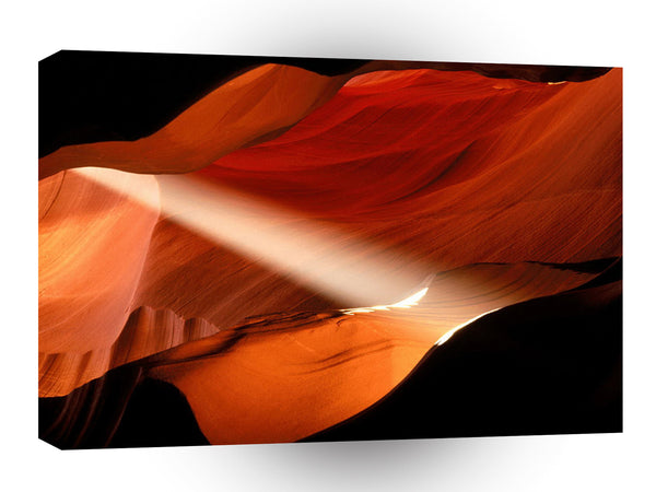 Mountain Antelope Canyon Page Arizona A1 Xlarge Canvas