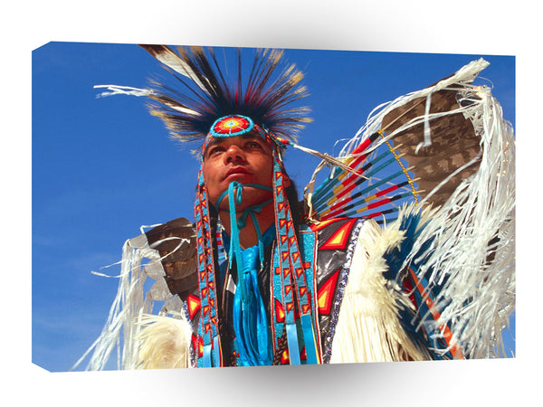 Native Americans One Vision A1 Xlarge Canvas