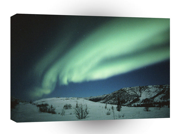 Nature Forces Dancing Northern Lights Alaska A1 Xlarge Canvas