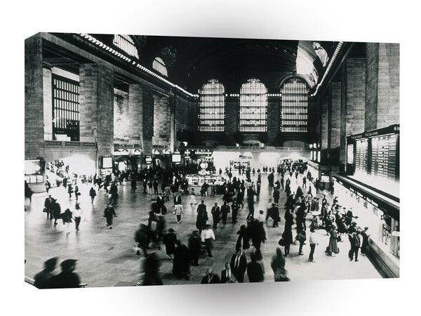 New York Grand Central Station A1 Xlarge Canvas