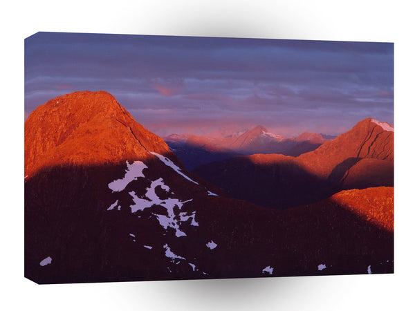 New Zealand Fiordland Park A1 Xlarge Canvas