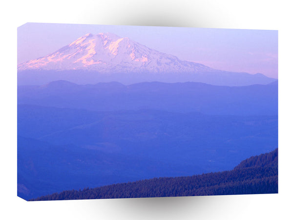 Park Adams Columbia River Gorge Oregon And A1 Xlarge Canvas